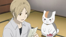 When you watch too much anime to think that we won't see Natsume's picture..